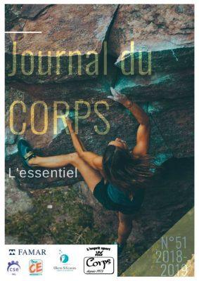 Journal du CORPS 2018 - 2019